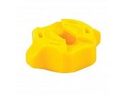 0652045602 Kołpak, pokrywka dyszy żółta