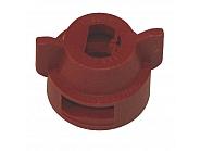 CP256113NY Pokrywka, kołpak dyszy czerwona 8 mm