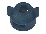 CP256114NY Kołpak, pokrywka dyszy niebieska 8 mm