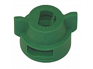 CP256115NY Kołpak, pokrywka dyszy zielona 8 mm