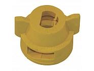 CP256116NY Kołpak, pokrywka dyszy żółta 8 mm