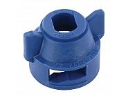 CP502864NY Kołpak, pokrywka dyszy niebieska 10 mm