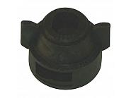 CP255971NY Kołpak, pokrywka dyszy czarna 11 mm