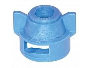 CP255974NY Kołpak, pokrywka dyszy niebieska 11 mm
