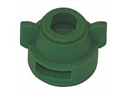 CP255975NY Kołpak, pokrywka dyszy zielona 11 mm