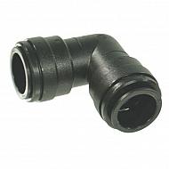 F01KM0328E Szybkozłączka 90° Arag, 28 mm