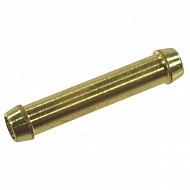 1616032 Łącznik węża mosiądz Braglia, 10 mm
