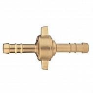 FG5410MS Złączka do węża prosta mosiądz MZ, 10 mm