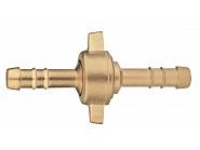 FG5413MS Złączka do węża prosta mosiądz MZ, 13 mm