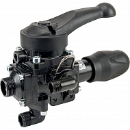 AR960 Armatura regulacji ciśnienia BY-MATIC 50