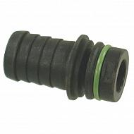463001A25 Końcówka węża 25 mm D16