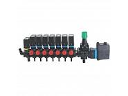 464570S Elektryczna aparatura regulacyjna 7 zaworów