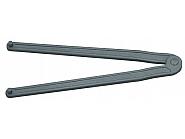 SL444 Klucz do nakrętek dwuotworowych Gedore, 4 mm
