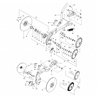 AP331 Przewód wysiewający, 30 mm