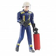 U60100 Figurka strażaka z gaśnicą