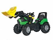 R71003 Traktor RollyFarmtrac Agrotron X720 z ładowaczem