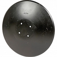 XL011N Talerz brony gładka 460x4 LK110