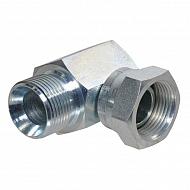 MF9004K Złączka kątowa gwint zewnętrzny. -gwint wewnętrzny 1/4