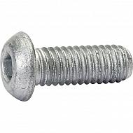 DD217 Śruba kl. 10.9 , DIN 7380 M6x16 mm