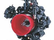 Pompa membranowo-tłokowa, AR 250 BP