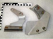 925531 Skrobak, lewy, kpl. 3 x 74 x 124 mm