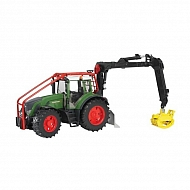 U03042 Traktor Fendt 936 Vario z HDS do prac leśnych