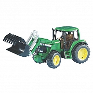 U02052 Traktor John Deere 6920 z ładowaczem czołowym