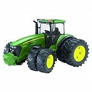 U03052 Traktor John Deere 7930 z bliźniaczymi oponami