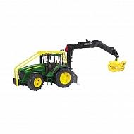 U03053 Traktor John Deere 7930 z HDS do prac leśnych