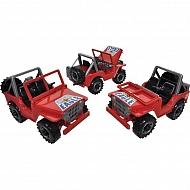 U02540 Zestaw samochodów terenowych Jeep (3 sztuki)