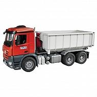 U03622 Zabawka samochód ciężarowy MB Arocs, z kontenerem