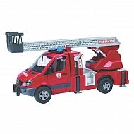 U02532 Wóz strażacki z drabiną i sygnałem