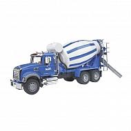 U02814 Ciężarówka Mack betoniarka