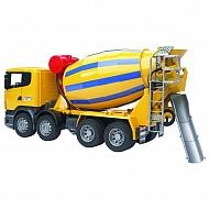 U03554 Ciężarówka Scania Betoniarka
