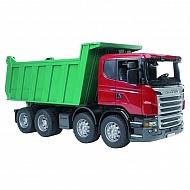 U03550 Ciężarówka Scania wywrotka