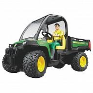 U02490 Zabawka John Deere Gator 855D z kierowcą5