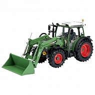 O07644 Traktor Fendt 211 Vario + ładowacz czołowy