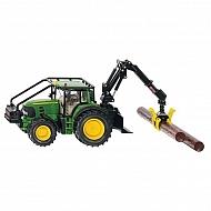 S04063 Traktor Ciągnik leśny John Deere