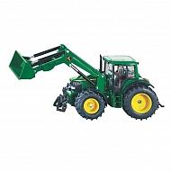 S03652 Traktor John Deere 6820 z ładowaczem, SIKU