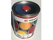 317508KR Lakier, farba pasujący do maszyn Fendt, czerwony, czerwona 1 L