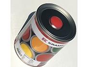318508KR Lakier, farba pasuje do maszyn Fendt, seria 300 czerwony, czerwona od 1998 roku  1 L