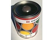 709008KR Lakier, farba pasujący do maszyn Fendt, seria 300 szary, szara od 1997 roku 1 L