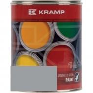 922508KR Lakier, farba pasuje do maszyn SAME, jasnoszary, jasnoszara 1 L, oryginalny kolor producenta