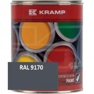 917008KR Lakier, farba pasuje do maszyn SAME, antracytowy matowy 1 L, oryginalny kolor producenta
