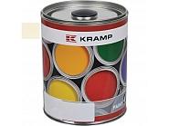 129508KR Lakier, farba pasuje do maszyn SAME, kość słoniowa 1 L, oryginalny kolor producenta