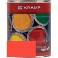 238008KR Lakier, farba pasuje do maszyn SAME, pomarańczowy new, pomarańczowa 1 L, oryginalny kolor producenta