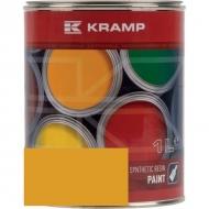 135508KR Lakier, farba pasuje do maszyn Volvo, żółty, żółta od 1999 roku 1 L, oryginalny kolor producenta