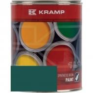 641508KR Lakier, farba pasuje do maszyn Volvo, BM zielony, zielona 1 L, oryginalny kolor producenta