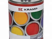 357608KR Lakier, farba pasujący do maszyn David Brown Power, czerwony, czerwona 1 L