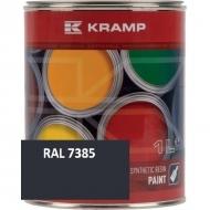 738508KR Lakier, farba pasujący do maszyn Case IH, szara, szary 1 L